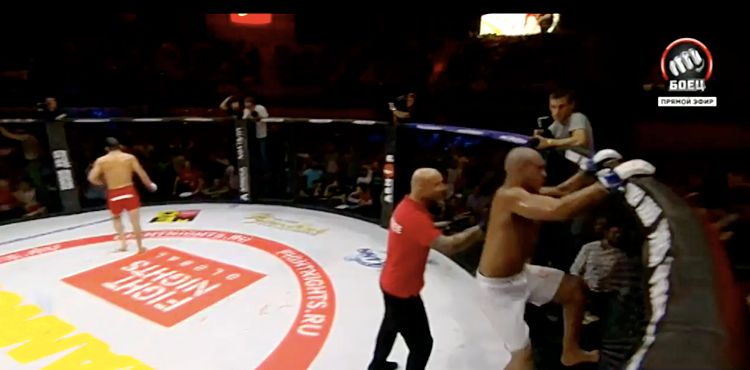 Diego Brandao bails out at FNG 73
