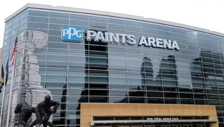 PPG Paints Arena - Pittsburgh