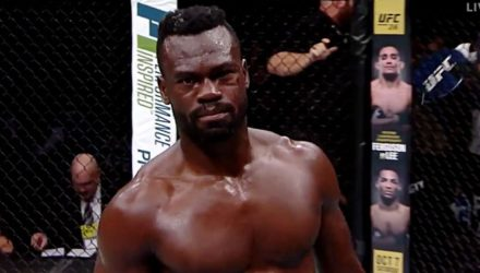 Uriah Hall UFC Pittsburgh Fight Highlights